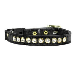 Breakaway Cat Collar - Black | The Pet Boutique