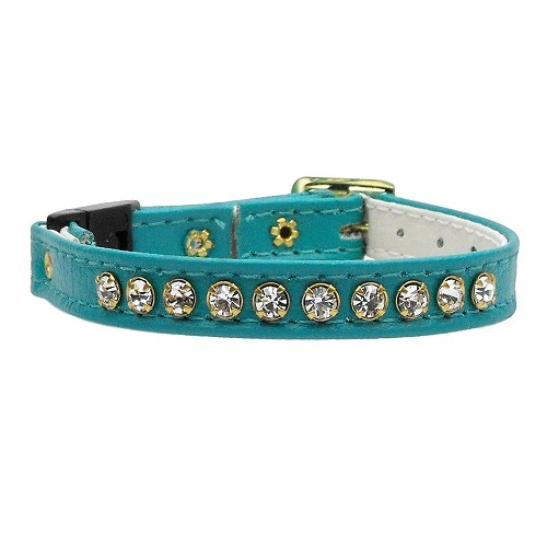 Breakaway Cat Collar - Turquoise | The Pet Boutique