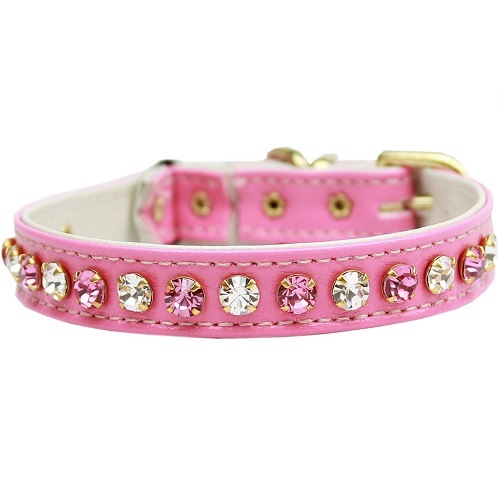 Deluxe Cat Collar - Pink | The Pet Boutique