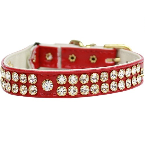 Swank Cat Safety Collar - Red | The Pet Boutique