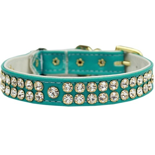 Swank Cat Safety Collar - Turquoise | The Pet Boutique
