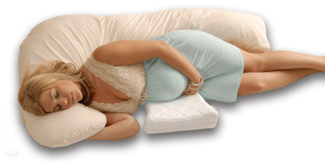 pregnancy support wedge comforting maternity cushion