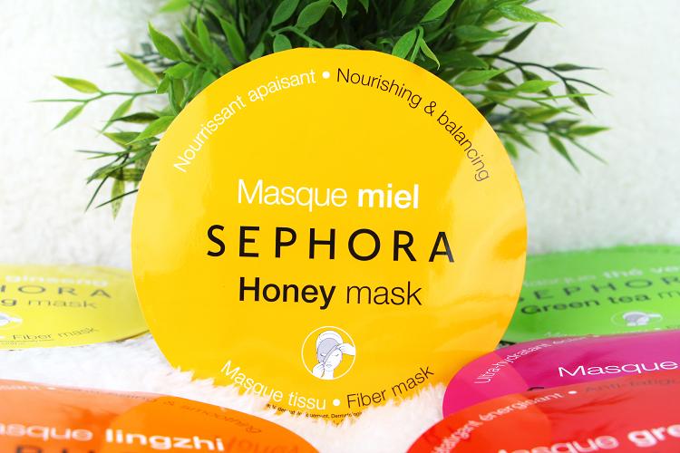 Masque Sephora Miel