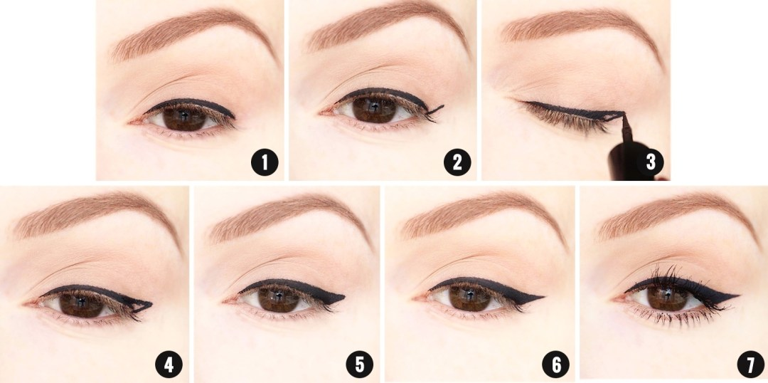 Tutoriel Eyeliner