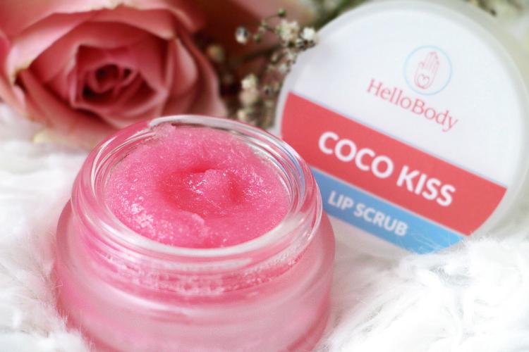 Coco Kiss Lip Scrub HelloBody