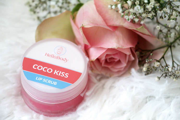 Coco Kiss Lip Scrub