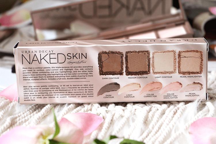 Teines Palette Naked Skin Shapeshifter