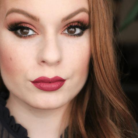 Un maquillage de soirée avec la palette Morphe 35F