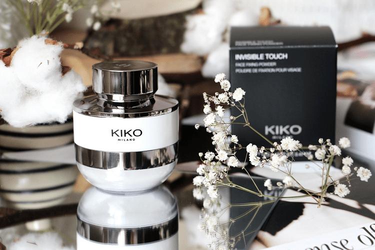 Poudre Fixatrice Kiko Revue