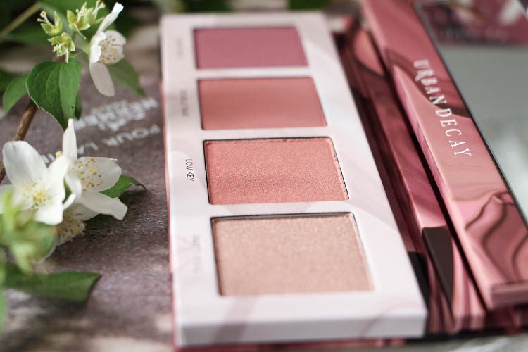 Blush Highlighter Backtalk