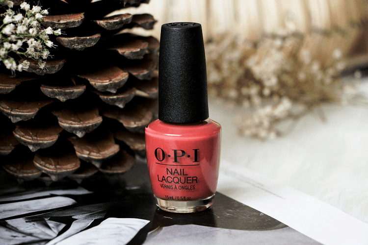 Vernis OPI My Solar Clock is Ticking