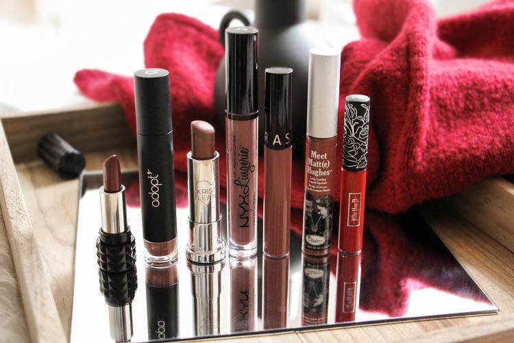 Meilleurs rouges à lèvres amoureux