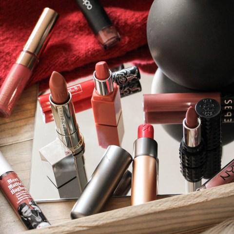 13 rouges à lèvres sur le banc d'essai : lequel porter quand on a un amoureux ?