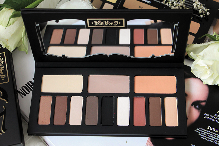 Palette kat von d shade light fards