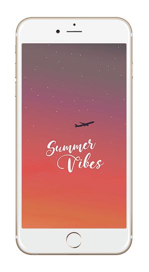 Fond d'ecran summer vibes