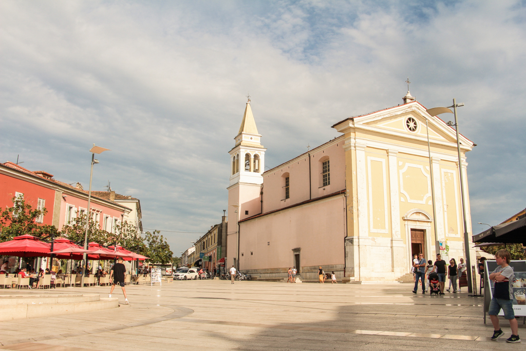 Eglise Porec