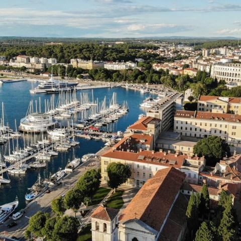 Pula, la ville idéale pour visiter le Nord-Ouest de la Croatie