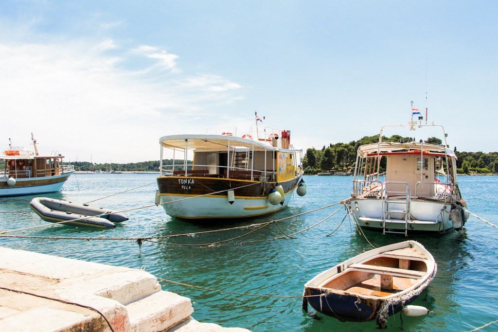 Eau bateaux Rovinj