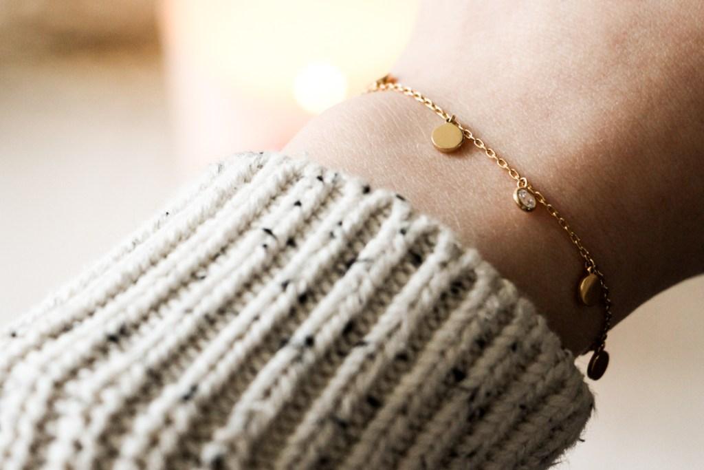 bracelet bijou my jolie candle