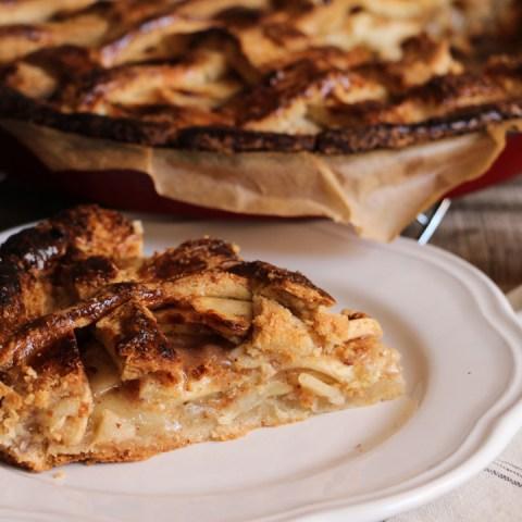 L'Apple Pie, la tarte aux pommes américaine