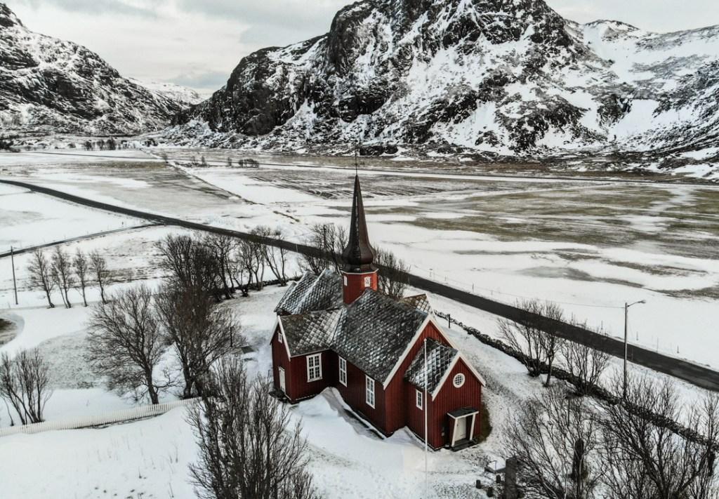 Eglise Flakstad