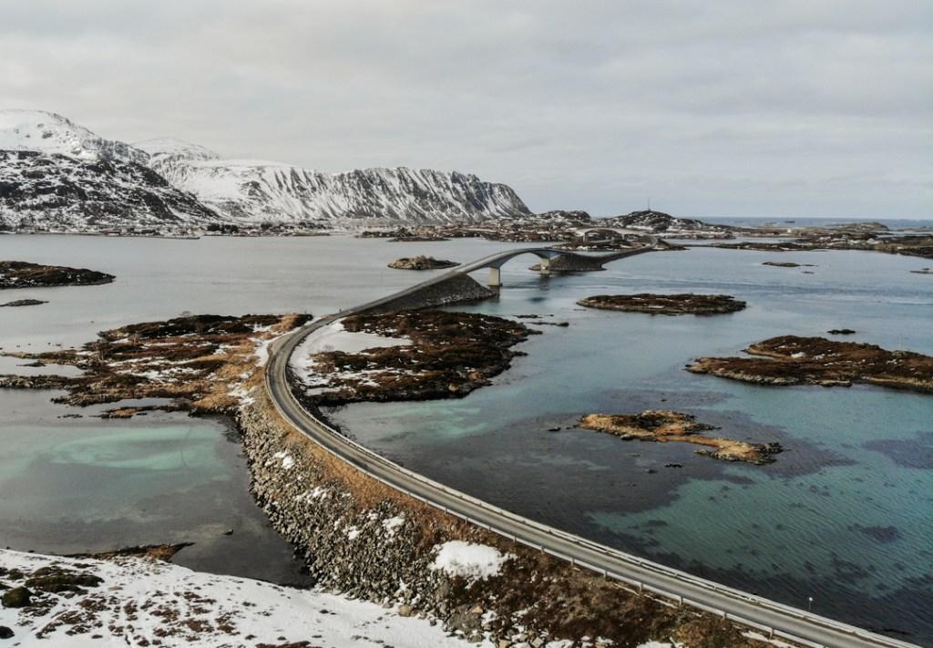 Roadtrip îles Lofoten
