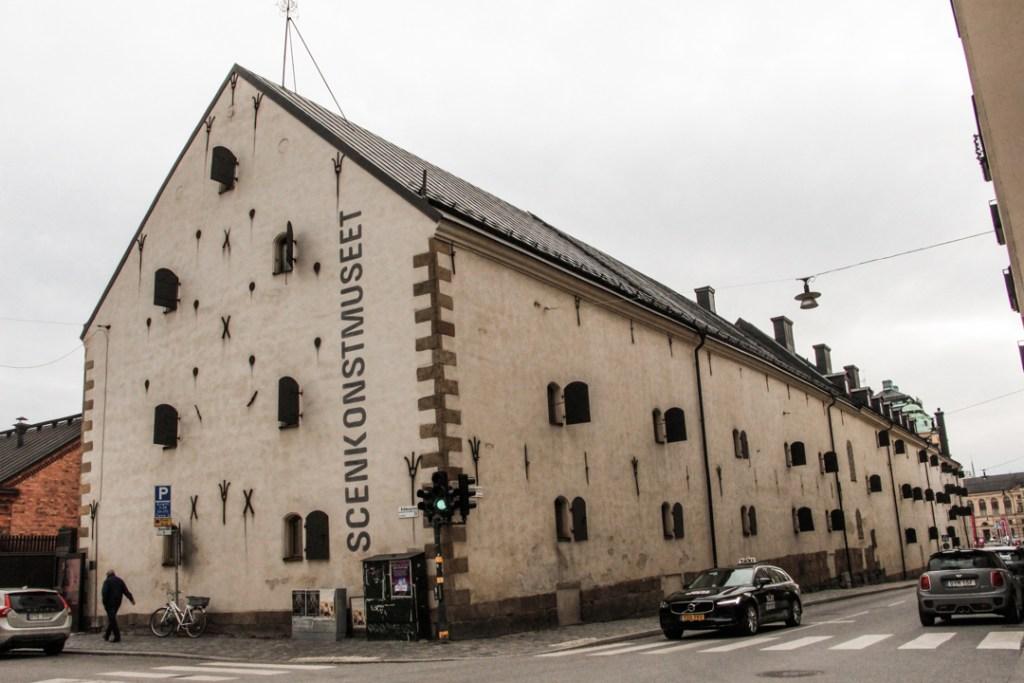 Stockholm batiment
