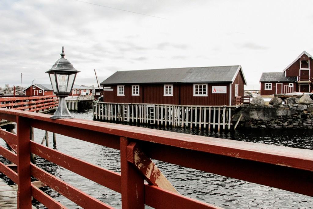 Village typique Norvège