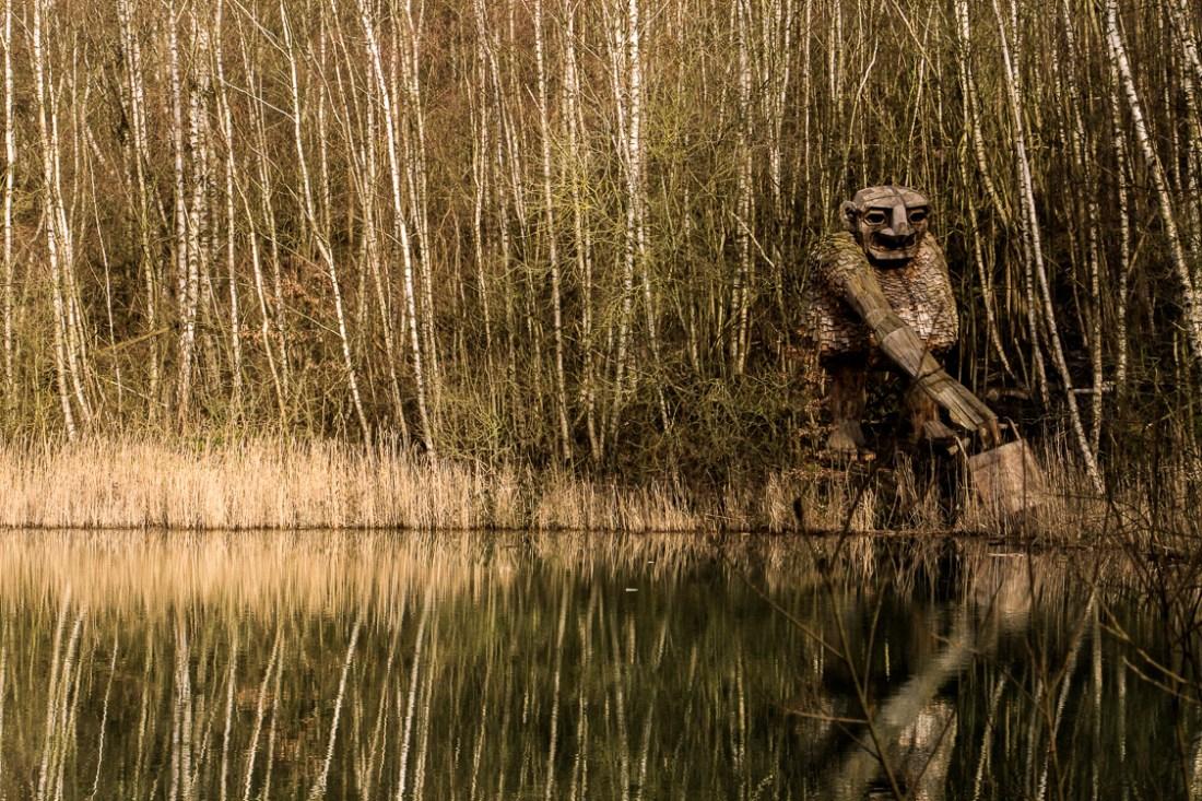 bois De Schorre trolls