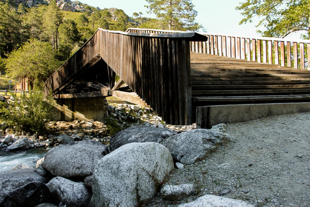 Pont Vallée de la Restonica
