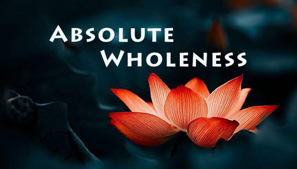 absolute-wholeness
