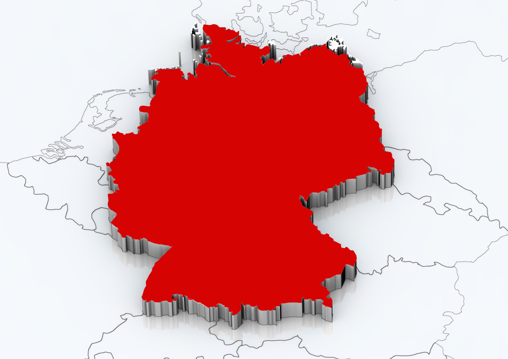 The Red Relocators Locations in Germany