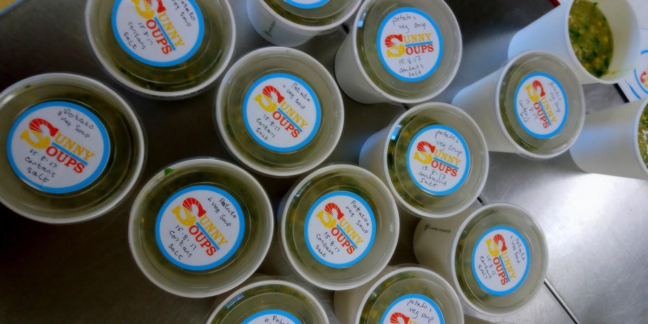 Goodbye Food Waste – Hello Sunny Soups