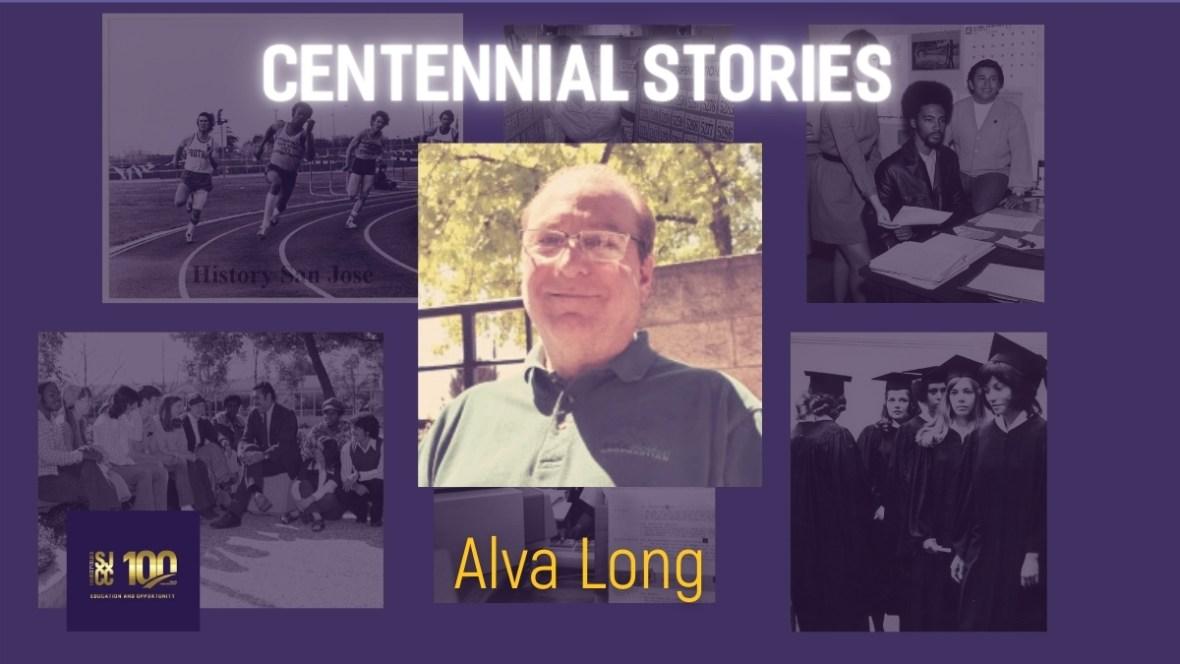 Centennial Stories - alum Alva Long