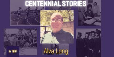 Centennial Stories - alum Alva Long