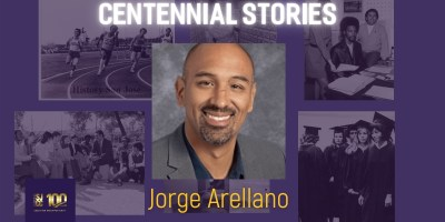 Centennial Stories - alum Jorge Arellano