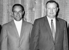Harley Dow and Jim Wheelehan