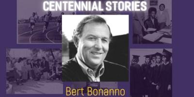 Centennial Stories_Bert Bonanno