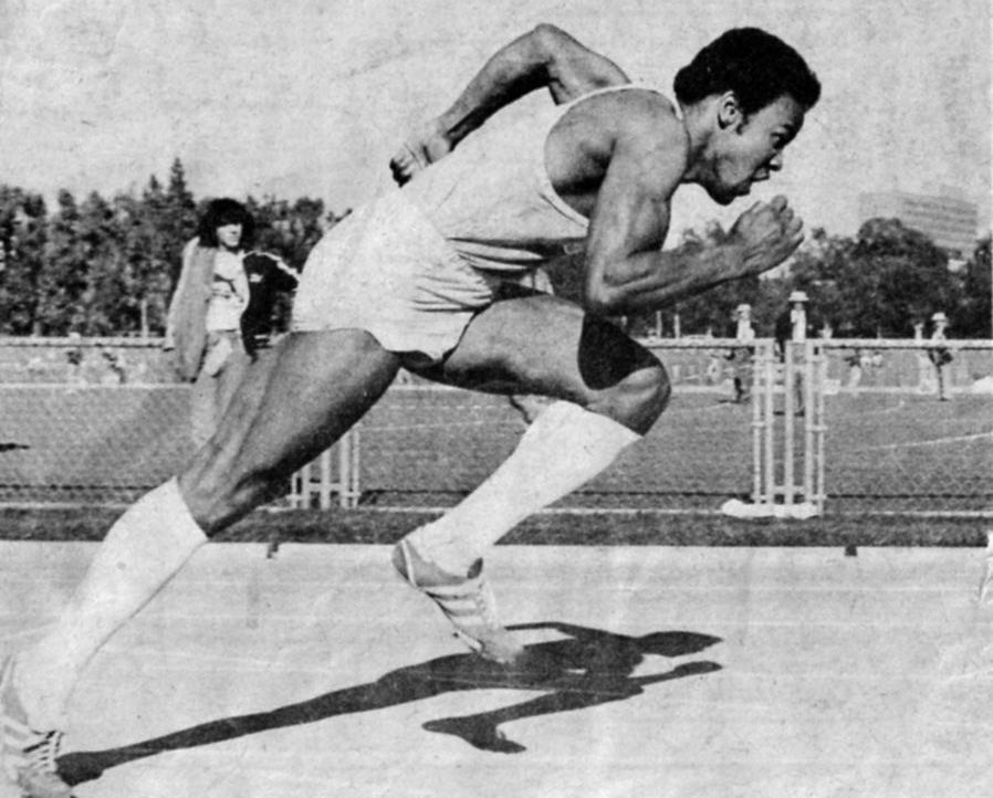 Hampton running track at SJCC