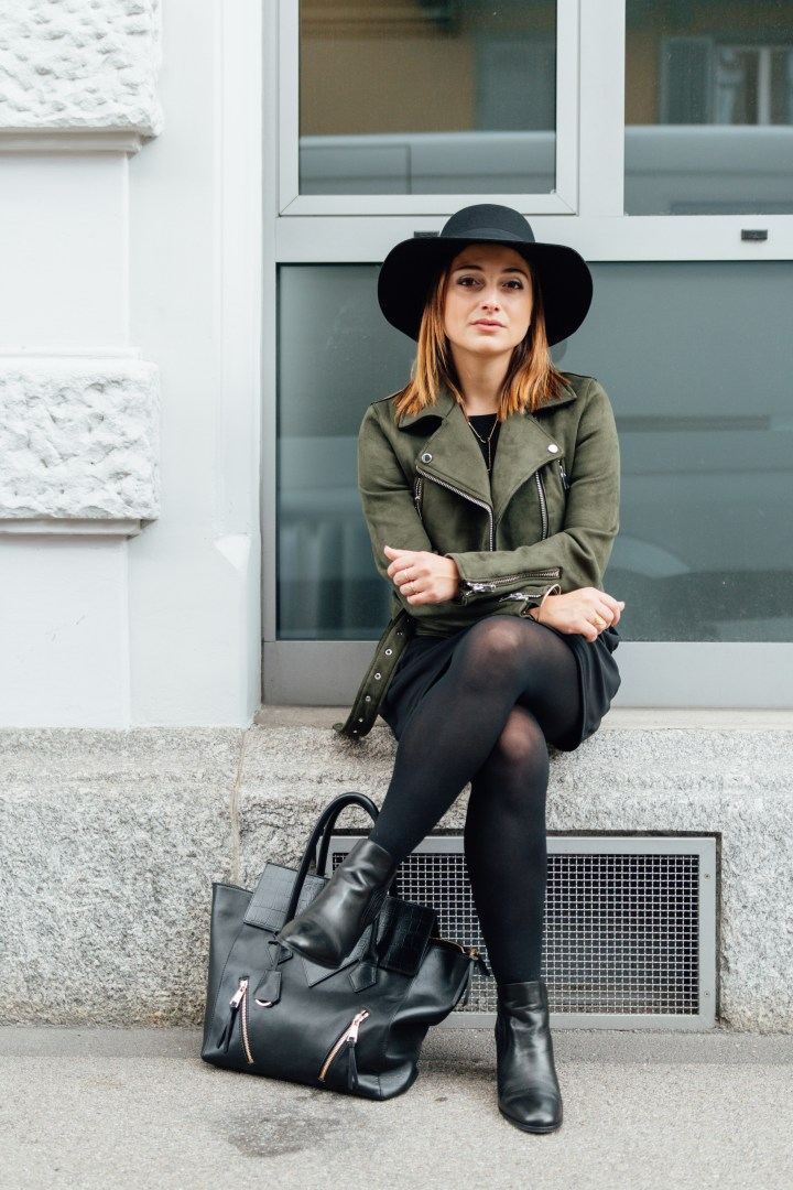Outfit inspiration from Swiss blogger