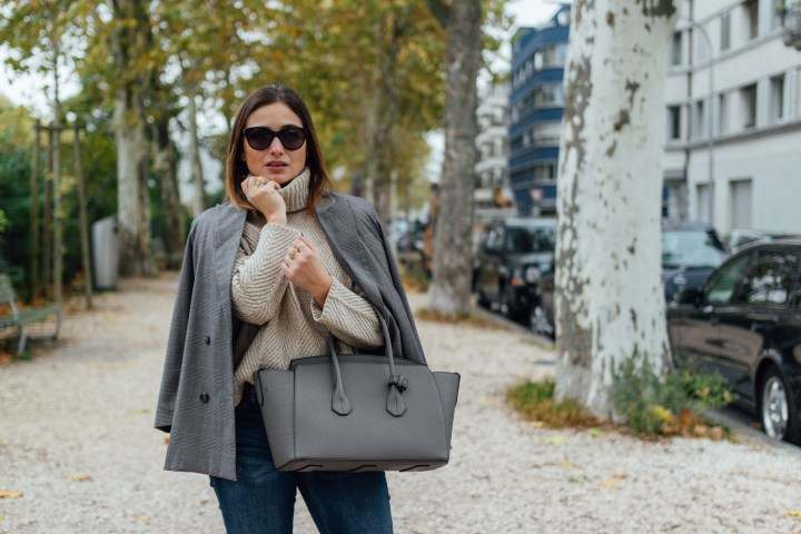 Bally Bag and Autumn Blazer love