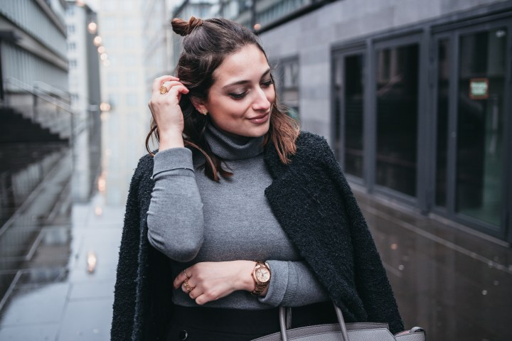 The Rosegold Diary street style