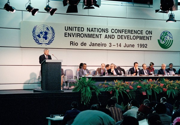 Many see Earth Summit 1992 as the beginning of worldwide climate policy