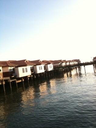 Legend water Chalets, international water homes, Port Dickson, Malaysia