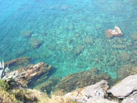 Cinque Terre, italian riviera, italy, Mediterranean sea