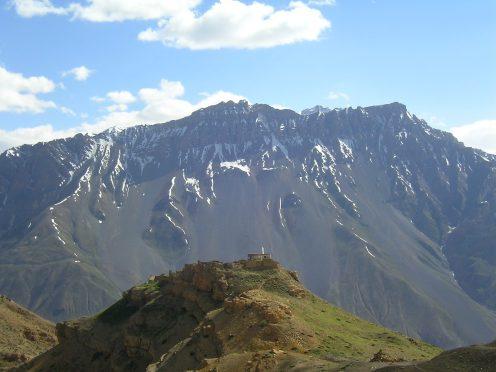 Hikkim, Komik, Spiti, monastery, himachal pradesh, india, offbeat travel, off the beaten path, himalayas, buddhism, nyingmapa