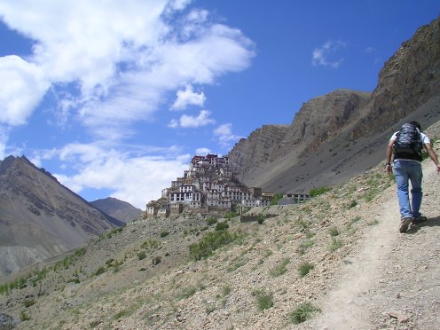 key monastery, spiti valley, india, offbeat travel, himachal pradesh, solo travel, traveling alone