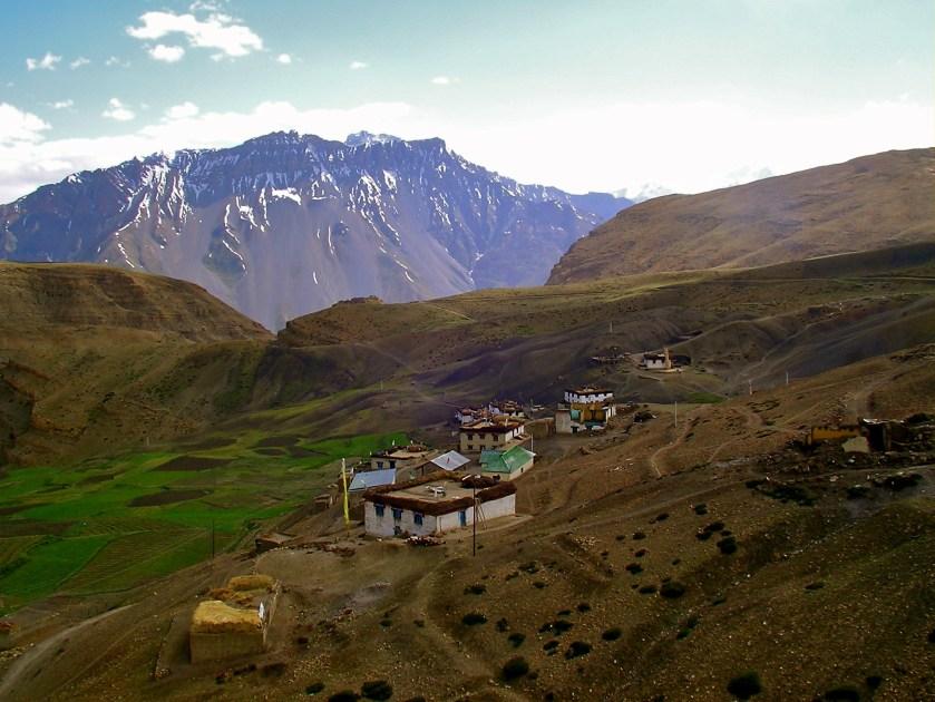 hikkim, world's highest post office