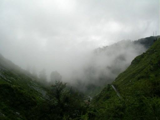 Mcleodganj, Dharamsala, Himalayas, clouds