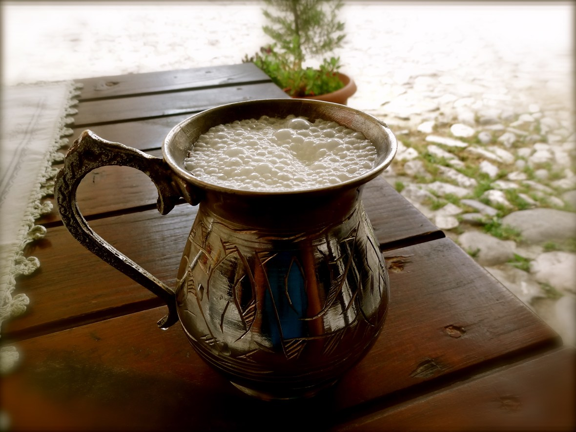 Ayran drink, Turkey Ayran